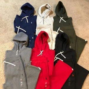 Polo Sweat Suits